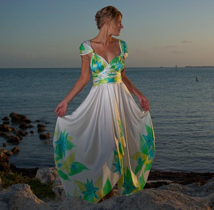 bridesmaid-island-wedding-attire