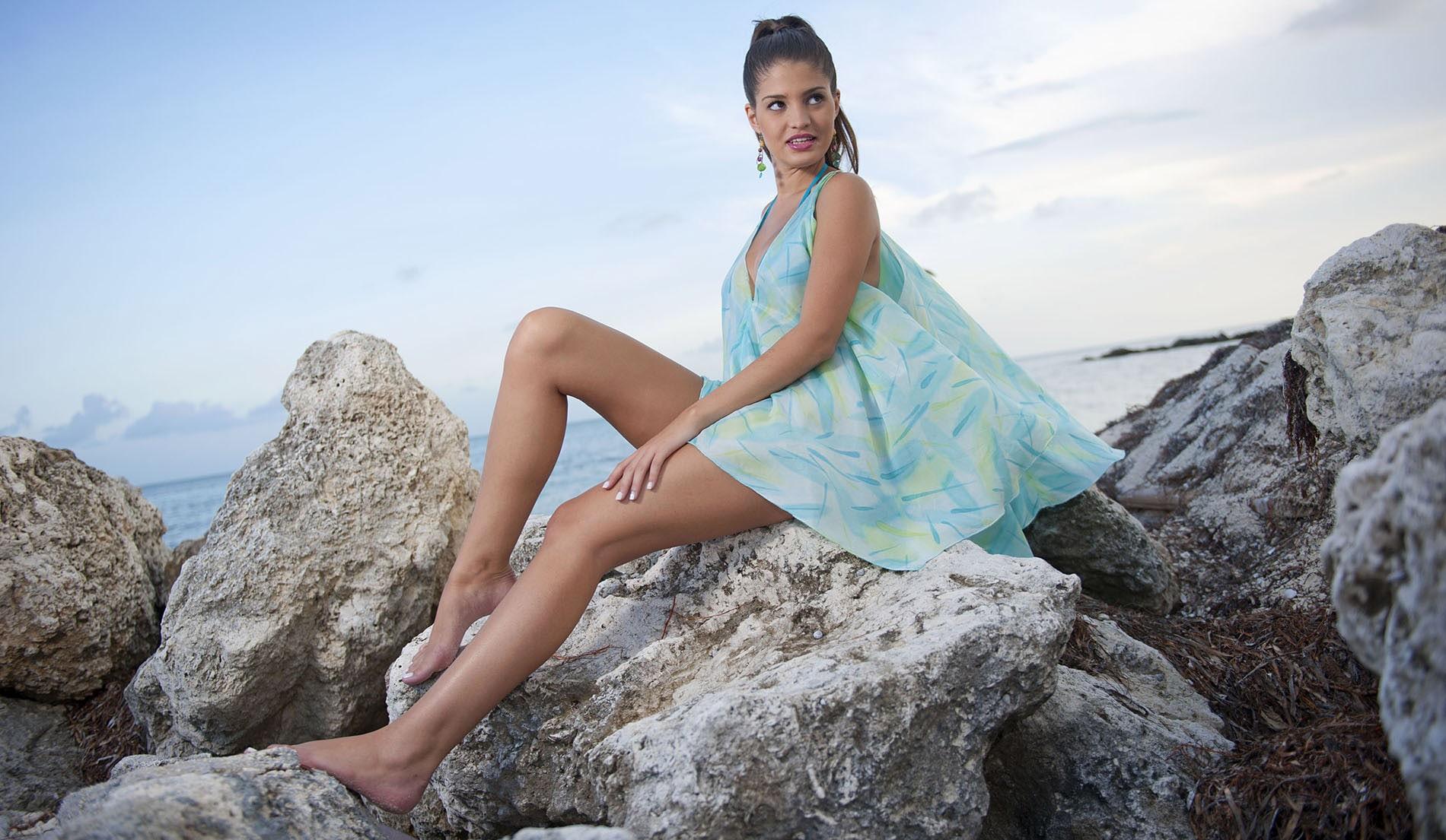 LOOK BOOK FOR BAMBOO CAY - Custom Silk Beach Wedding Dresses and ...