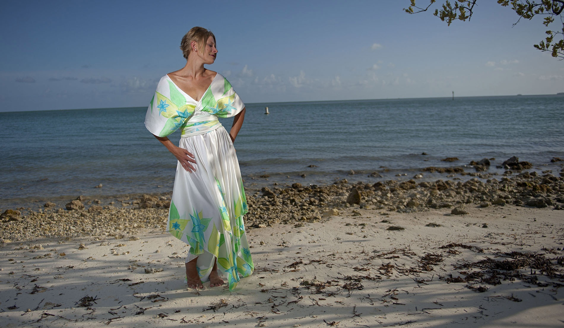 Unique Beach Wedding Dresses Look Book for Marilyn