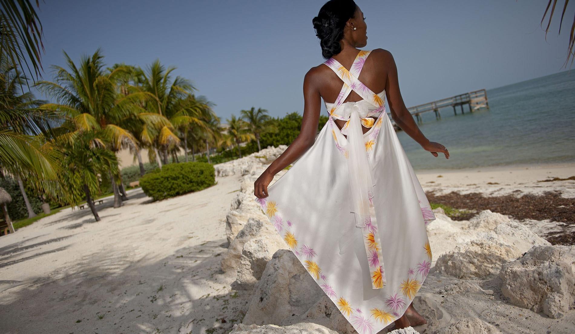 Simple Wedding Dress Quotes: Second Wedding Dresses Beach