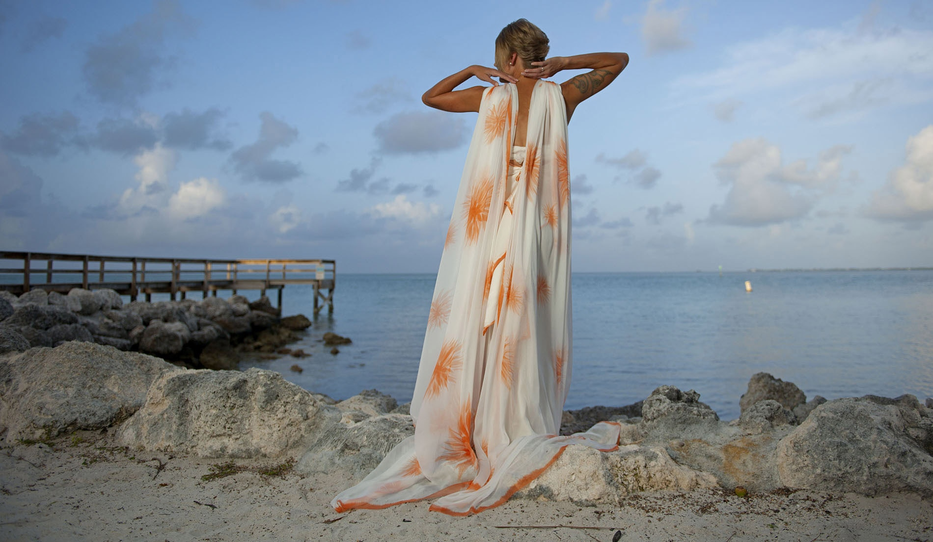 Sarong Wedding Dresses - Look Book for Ambrosia