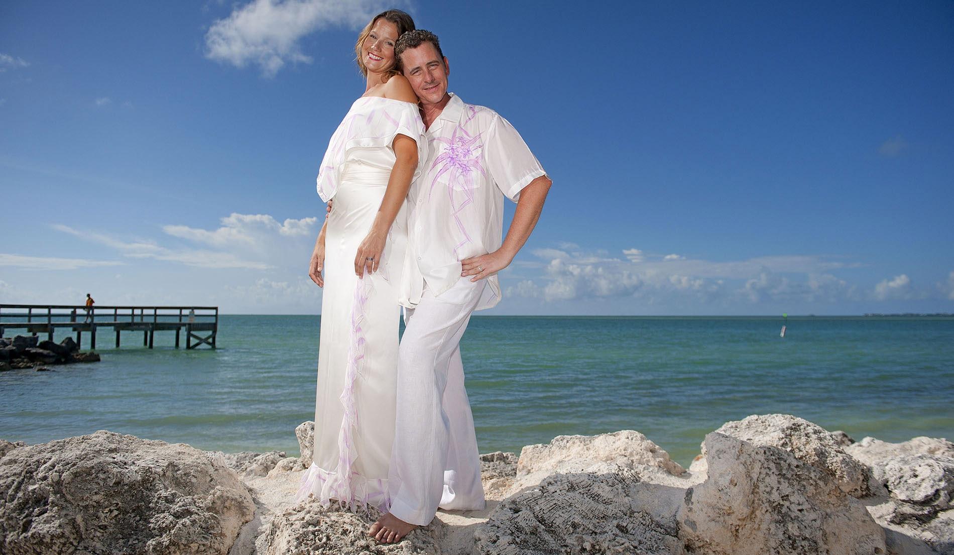 LOOK 2 with bride