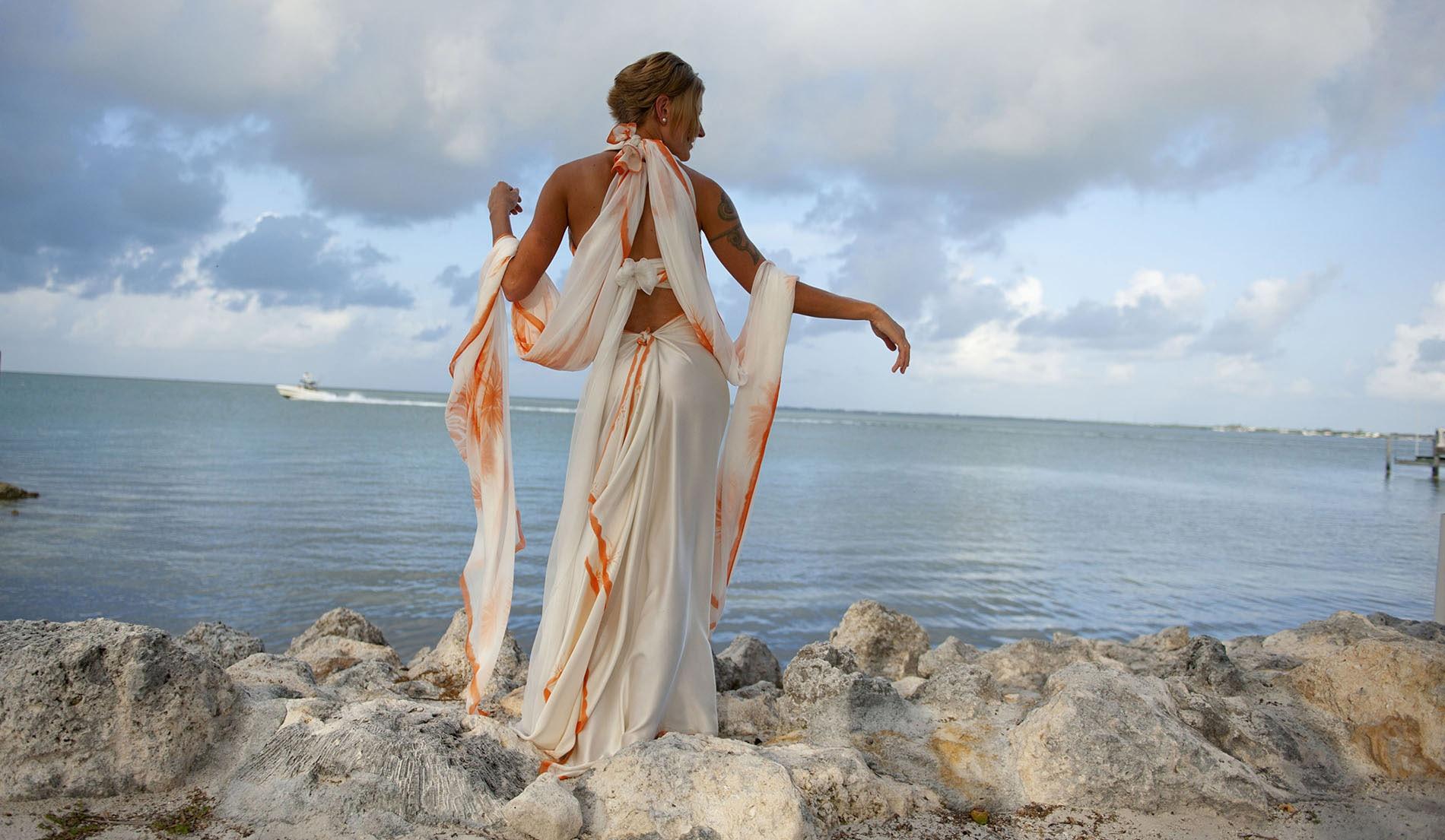 Sarong Wedding Dresses - Look Book for Ambrosia