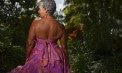 tropical Wedding dresses for beach weddings - Look Book for Dominica - Look 3 back
