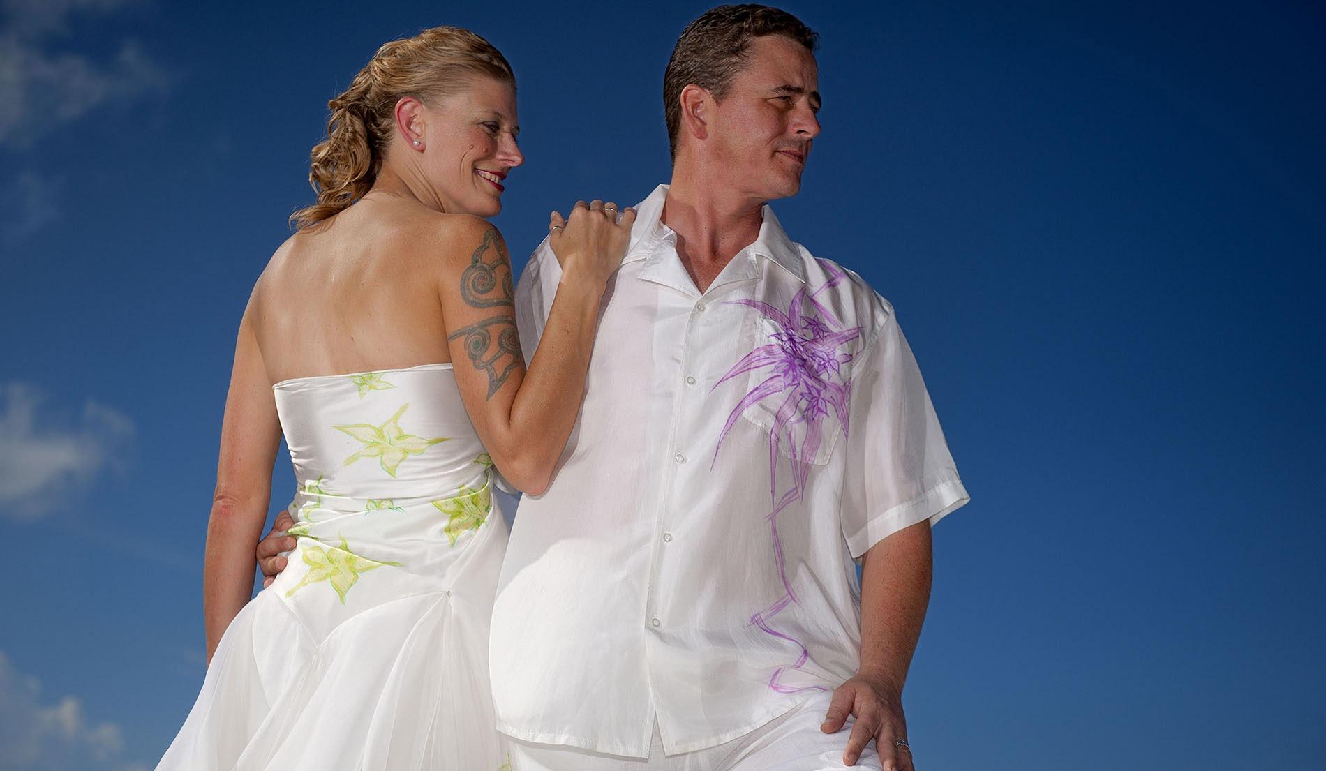 LOOK 3 with bride