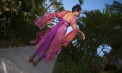 Custom Wedding dresses for beach weddings - Look Book for Dominica - Look 7 back