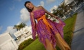 Empire Waist Wedding dresses for beach weddings - Look Book for Dominica - Look 10 front