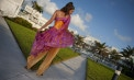 Empire Waist Wedding dresses for beach weddings - Look Book for Dominica - Look 10 back