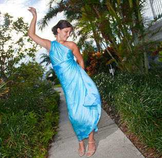 Iconic Island Honeymoon Attire - Mermaid Sarong