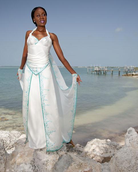 Ideas For Beach Wedding Dresses: Planning A Destination Wedding