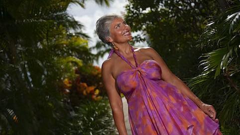 Dominica Dress - Organic Makeup Brands post