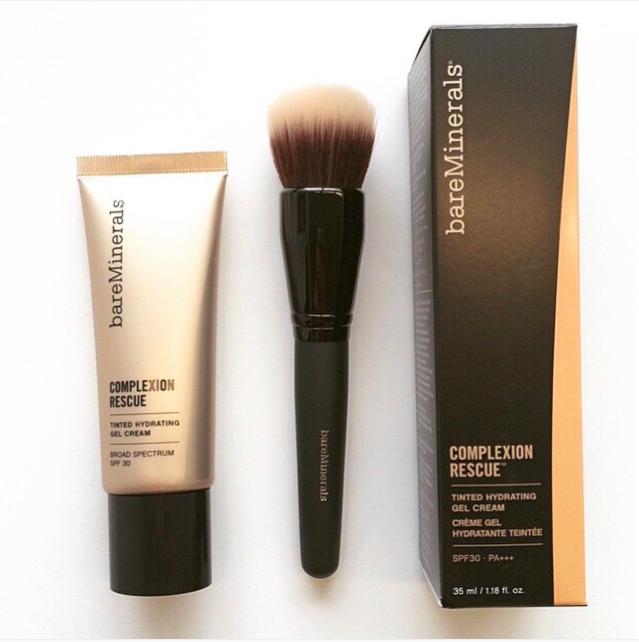 Bare Minerals organic makeup brands