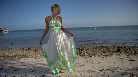 body issue 1 beach wedding dress ideas for full busted island goddesses