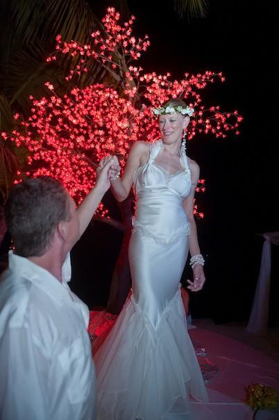 c52eca5f1d Beach Wedding Dress Ideas: 'The Temptress' - Alternative Beach ...