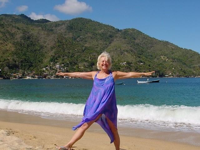 Sharon Gibson resort wear