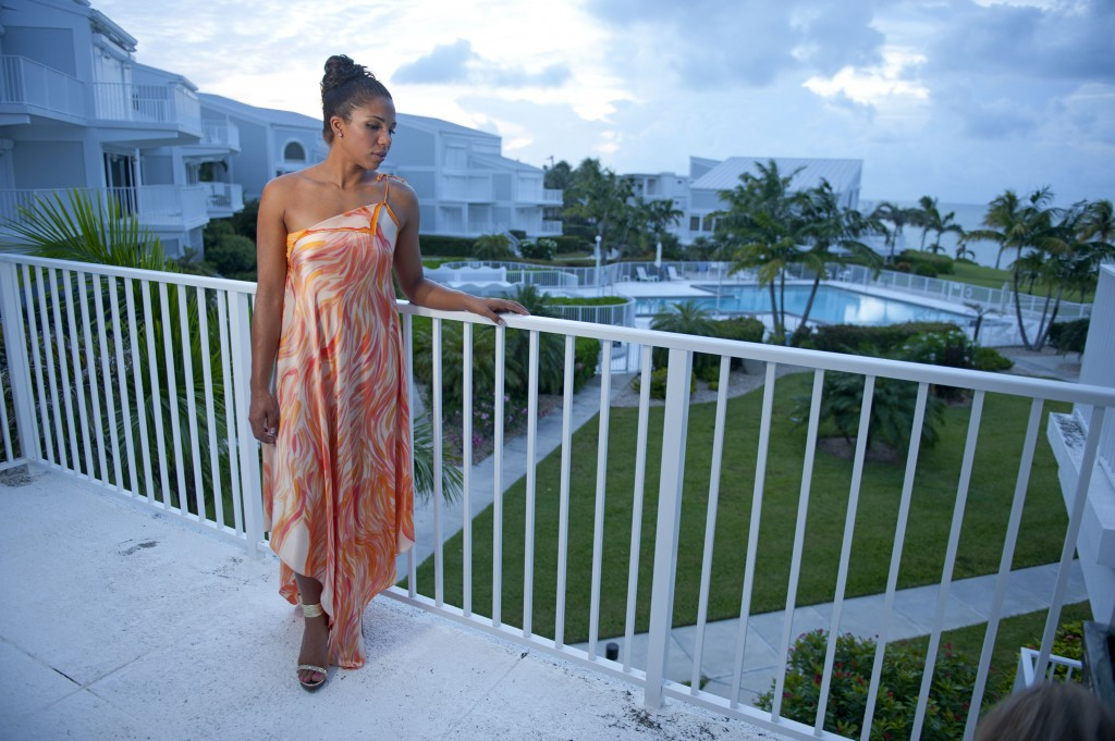 resort bridal beachwear