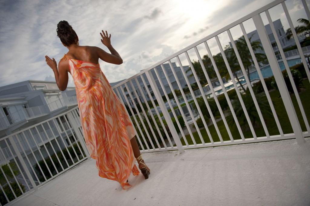 bridal resortwear