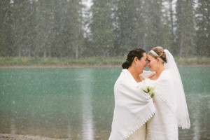 Elaina and Christie - Julie Williams Photography